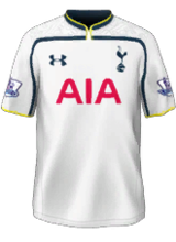 Ultrafifa Spurs Fifa 15 Original